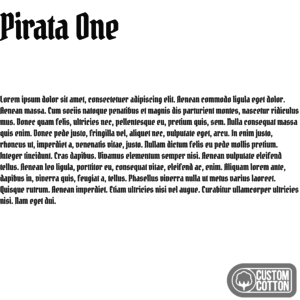pirata-one